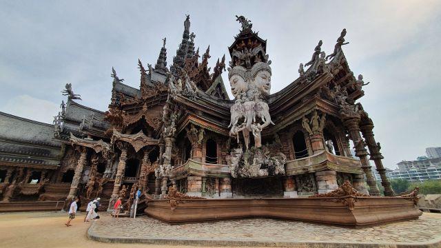 Thailand Reise Januar 2020
